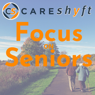 Careshyft - Focus on Seniors Podcast Artwork